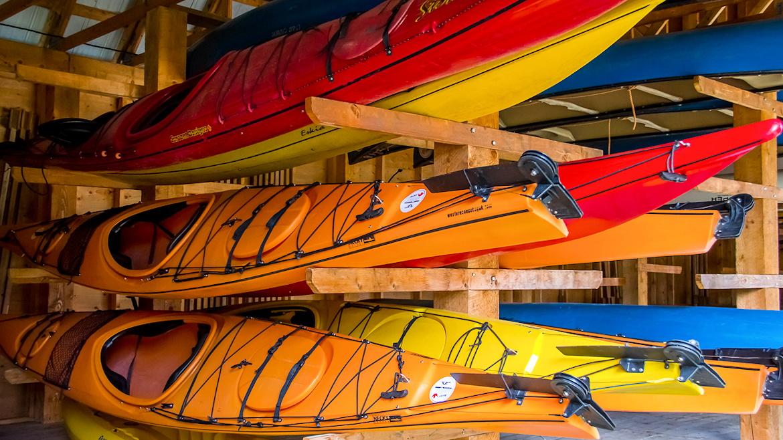 Bowron Lake Canoe & Kayak Rentals
